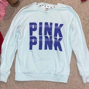 Victoria's Secret pink sweatshirt size medium
